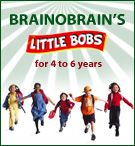 LITTLE BOBs of Brainobrain